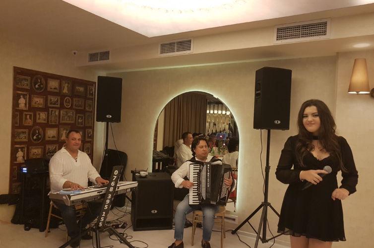 Muzica de petrecere, evenimente private
