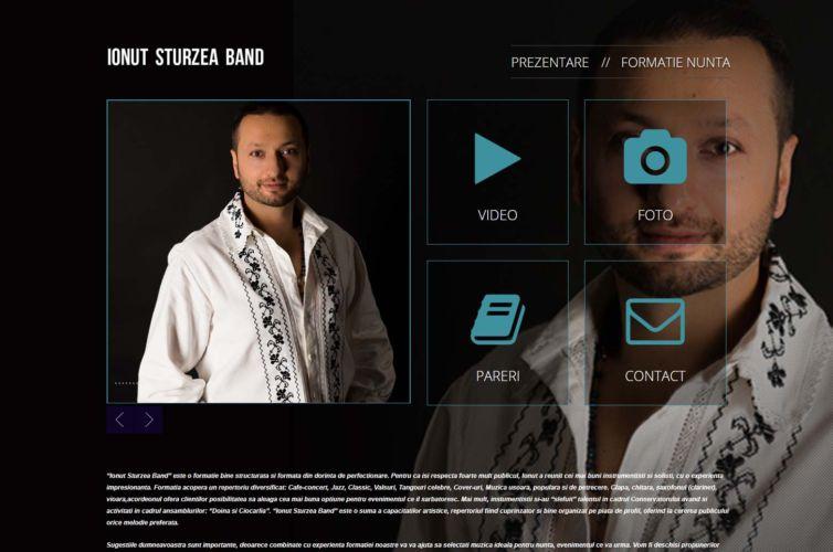 Ionut Sturzea Band